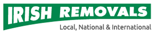 logo - irish removals